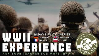World War II International Pathways Trip